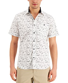 Men's Glitch Shirt