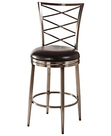 Harlow Bar Height Swivel Stool