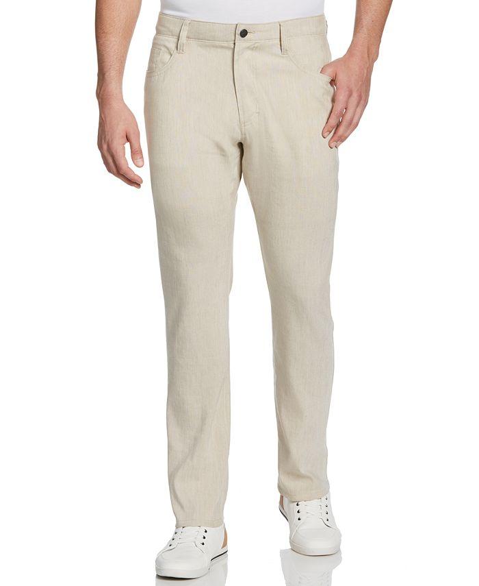 Cubavera - Men's Five-Pocket Pants