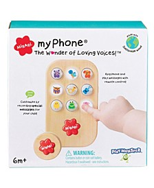 Mirari Toy myPhone Interactive Toy Phone - The Wonder of Loving Voices
