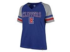 Los Angeles Clippers Women's Gleam Across Pavilion T-Shirt