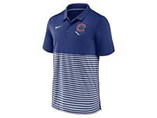 Men's Chicago Cubs Icon Stripe Polo
