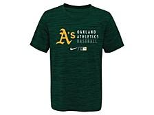 Youth Oakland Athletics Velocity T-Shirt