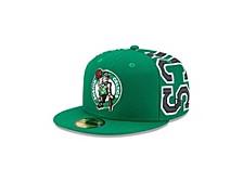 Boston Celtics Sub Word 59FIFTY Cap