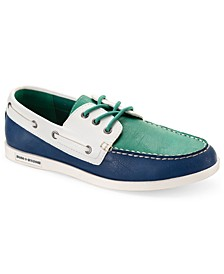 Men's Waltan Boat Shoes, Created for Macy's