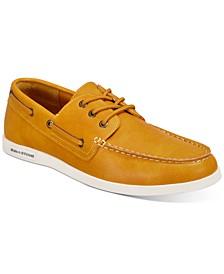 Men's Brunner Boat Shoes, Created for Macy's