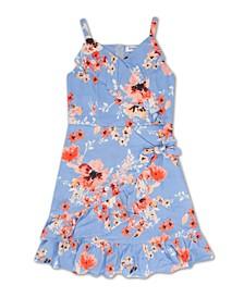 Big Girls Floral Dress