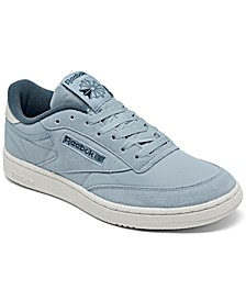 Men's Club C 85 Casual Sneakers from Finish Line