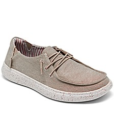 Women's BOBS Skipper - Summer Life Oxford Walking Sneakers from Finish Line