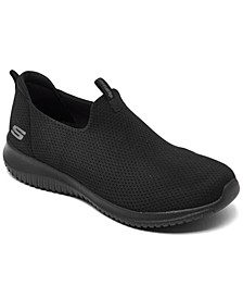 Women's Ultra Flex - Gracious Touch Slip-On Walking Sneakers from Finish Line