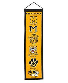 Winning Streak Missouri Tigers Heritage Banner