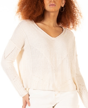 Slouchy Relax Beach Sweater