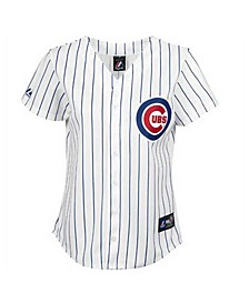 Chicago Cubs Blank Replica Jersey, Big Boys (8-20)