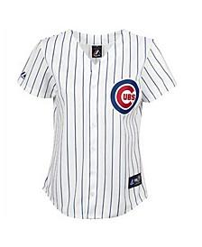 Chicago Cubs Blank Replica Jersey, Big Boys (8-20)