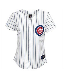Majestic Chicago Cubs Blank Replica Jersey, Big Boys (8-20)