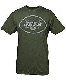 '47 Brand Men's New York Jets Logo Scrum T-Shirt