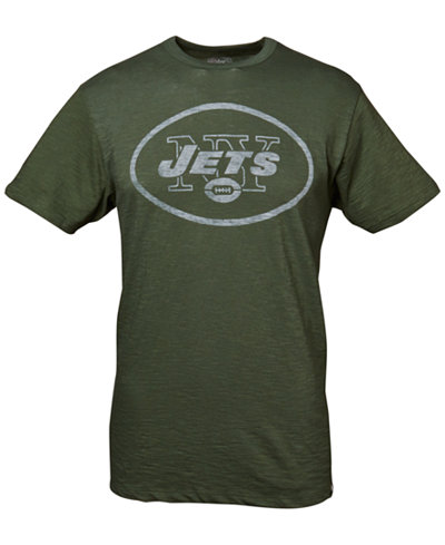 '47 Brand Men's New York Jets Logo Scrum T-Shirt