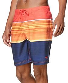 """Men's Barrier Beach Bondi 2-Way Stretch DWR 20"""" Board Shorts"""