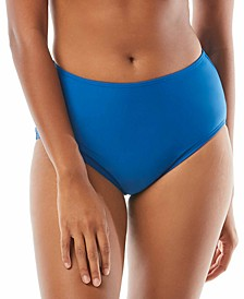 High-Waist Bikini Bottoms