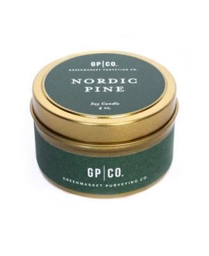 Splendor Nordic Pine Soy Candle