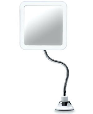 Mira Plus 10x Lighted Magnifying Mirror with Gooseneck