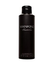Men's Mankind Body Spray, 6oz