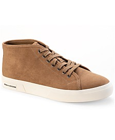 Men's Mid-Top Lace-Up Sneakers, Created for Macy's