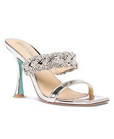 Betsey Johnson Lina Dress Sandals