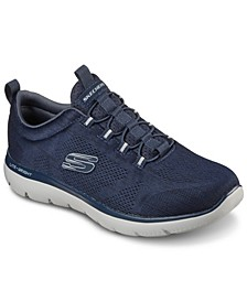 Men's Summits - Louvin Slip-On Training Sneakers from Finish Line