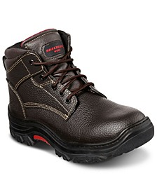 Men's Work Relaxed Fit - Burgin - Congaree Work Boots from Finish Line