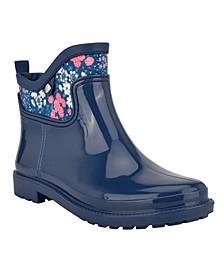 Martha Stewart x Women's Sprinkle Rain Booties