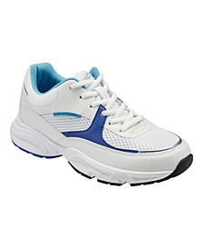 Women's Galaxie Lace Up Active Sneakers