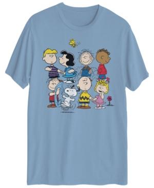 Men's Group Line Up Short Sleeve T-shirt