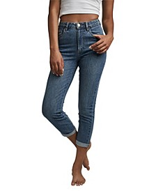 Women's Stretch Mom Jeans