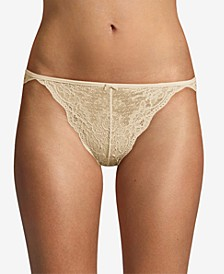 All Over Cheeky Lace Tanga Underwear DM0008