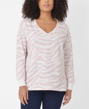 Plus Size Animal Sweatshirt