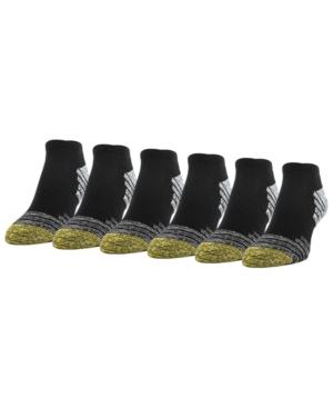 Women's 6-Pk. Rebound Cushion No-Show Socks