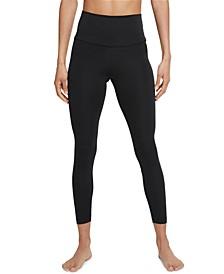 Women's Cropped Yoga Leggings