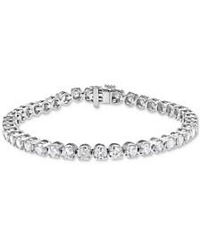 Diamond Tennis Bracelet (8-1/10 ct. t.w.) in 14k White Gold