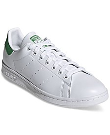 Men's Originals Stan Smith Primegreen Casual Sneakers from Finish Line
