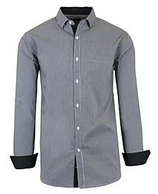 Men's Quick Dry Performance Stretch Dress Shirts