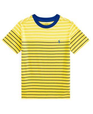 폴로 랄프로렌 Polo Ralph Lauren Little Boys Striped Jersey T-shirt