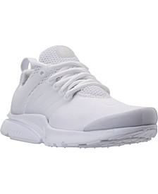 Big Kids Presto Casual Sneakers from Finish Line
