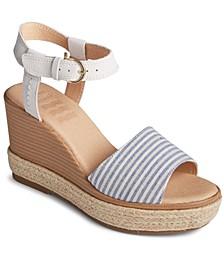 Women's Fairwater PLUSHWAVE Wedge Sandals