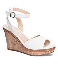 Women's Booming Open Toe Wedge Sandals