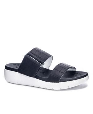 Women's Comic Comfort Fitting Slip-On Sandals Women's Shoes