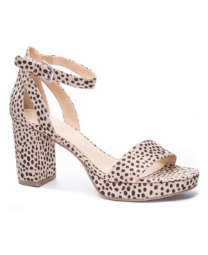Women's Go On Platform Dress Sandals Women's Shoes