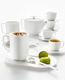 Hotel Collection Bone China Hot Beverage Cups & Mugs, Created for Macy's