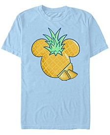 Men's Pineapple Short Sleeve Crew T-shirt