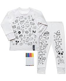 Kids Kawaii Pajamas Craft Kit